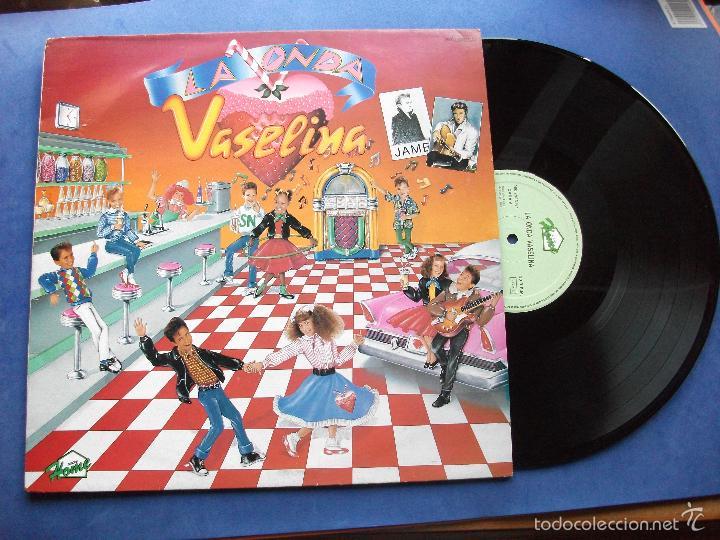 LA ONDA VASELINA. PRIMER LP 1991 BUEN ESTADO¡¡ PEPETO (Música - Discos - LPs Vinilo - Música Infantil)
