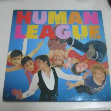 Discos de vinilo: LP. HUMAN LEAGUE RED. FASCINATION. 1983. VIRGIN RECORDS. Lote 59099500