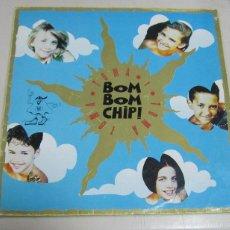 Discos de vinilo: LP. BOM BOM CHIP!. TOMA, TOMA Y TOMA. WARNER MUSIC, MADRID. 1992. Lote 59104905