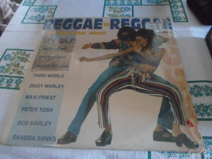 REGGAE REGGAE ES MUCHO MAS DOBLE LP (Música - Discos de Vinilo - EPs - Reggae - Ska)