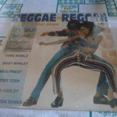 Discos de vinilo: REGGAE REGGAE ES MUCHO MAS DOBLE LP. Lote 59163165