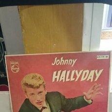 Discos de vinilo: JOHNNY HALLYDAY / RETIENS LA NUIT / EDICCION ESPAÑOLA / PHILIPS 1962. Lote 59172210