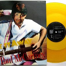 Discos de vinilo: PAUL MCCARTNEY - TAKE IT AWAY - MAXI AMARILLO ODEON 1982 JAPAN (EDICION JAPONESA) BPY. Lote 59181850