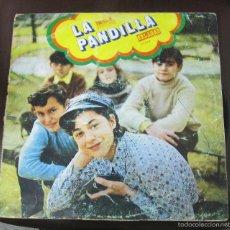 Discos de vinilo: LP. LA PANDILLA. 1971. CIRCULO DE LECTORES.. Lote 59242685