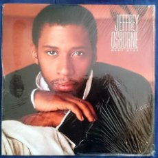 Discos de vinilo: JEFFREY OSBORNE: DON´T STOP, LP A&M RECORDS SP-5017, US, 1984. NM/NM. Lote 59481459