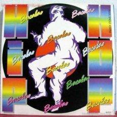Hip Hop - Bacalao - Maxi-single Spain 1988