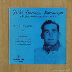 Discos de vinil: JESUS GARRAZA LARRAINZAR - EL GURUGU + 3 - EP. Lote 61427838