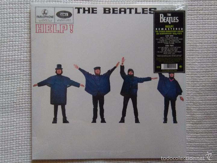 THE BEATLES - '' HELP! '' LP REMASTERED STEREO 180GR 2012 SEALED (Música - Discos - LP Vinilo - Pop - Rock Extranjero de los 50 y 60)