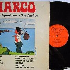 Discos de vinilo: VINILO LP MARCO . Lote 59528123