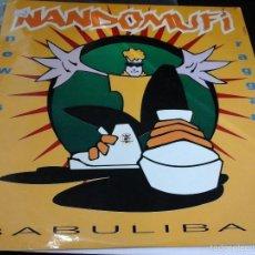 Discos de vinilo: MUSICA MAXI NANDOMUFI BABULIBAM OJ.E. Lote 59528431