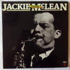 Discos de vinilo: JACKIE MCLEAN, CONTOUR (PRESTIGE) 2 X LP FRANCIA - GATEFOLD - DONALD BYRD HANK MOBLEY. Lote 59529915