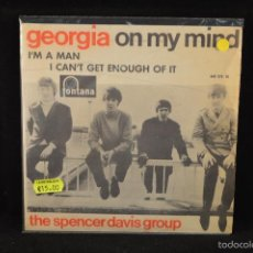 Discos de vinilo: THE SPENCER DAVIS GROUP - I´M A MAN +3 - EP. Lote 59534563