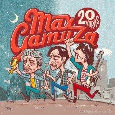 MAX GAMUZA- 20 Horas (LP) . gories oblivians the black lips punk garage