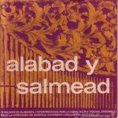 Discos de vinilo: ALABAD Y SALMEAD - 19 SALMOS DE ALABANZA -INTERPRETA NCRV VOCAL ENSEMBLE (HOLANDA ) 3 FLEXI-DISC . Lote 59576303