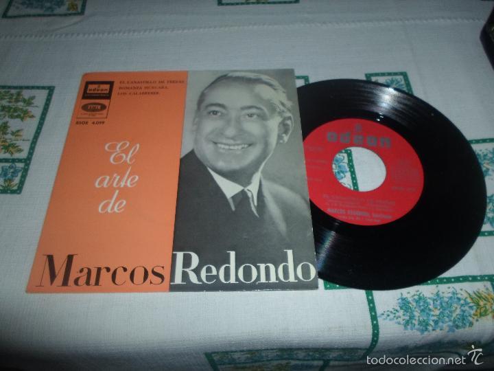 el arte de marcos redondo - Comprar Discos EP Vinilos de música ...