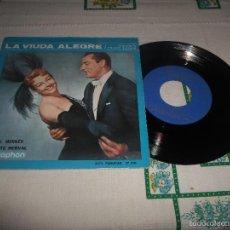 Discos de vinilo: LA VIUDA ALEGRE MARCEL MERKES. Lote 59599295