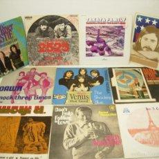 Discos de vinilo: 10 SINGLE VINILO,NORMAN GREENBAUM,TAKATA FAMILY,LITTLE KIDS,CHRISTIE,DANA,LOS 5 CAMINANTES.,MOGI D... Lote 59605139