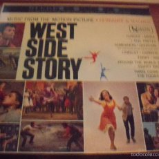 Discos de vinilo: LP DE WEST SIDE STORY, FERRANTE & TEICHER. EDICION UA RECORDS DE 1961 (USA).. Lote 59606163