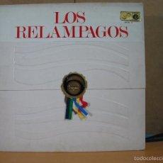 Discos de vinilo: LOS RELAMPAGOS - IDEM - ZAFIRO-NOVOLA ZN 6-1 - 1966 - MONOAURAL. Lote 59618991