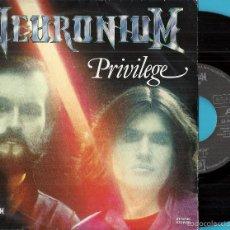 Discos de vinilo: NEURONIUM: PRIVILEGE / DIGITAL OVERTURE. Lote 59622535