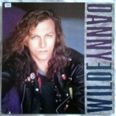 Disques de vinyle: DANNY WILDE: DANNY WILDE, LP GEFFEN 924 241-1, 1989. NM/EX. AOR.. Lote 59631307