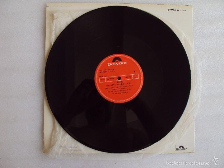 Discos de vinilo: JARRE , CANTOS MAGNETICOS PARTE 2, LP EDICION LIMITADA COLECCIONISTAS, EDICION ESPAÑOLA POLYDOR 1981 - Foto 5 - 59646599