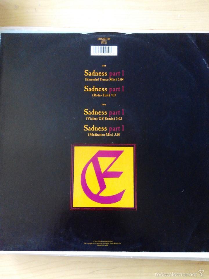 Discos de vinilo: ENIGMA - SADNESS PART 1 - Foto 2 - 59652535