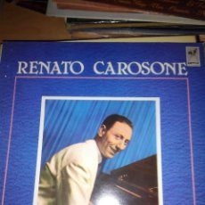 Discos de vinilo: RENATO CAROSONE - VUELVE CAROSONE. Lote 59670439