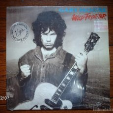 Discos de vinilo: GARY MOORE - WILD FRONTIER . Lote 59670583