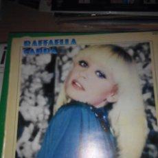 Discos de vinilo: RAFFAELLA CARRA - HISPAVOX LP VINILO. Lote 59670635