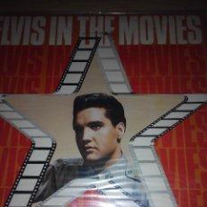 Discos de vinilo: ELVIS PRESLEY - ELVIS IN THE MOVIES - LP VINILO. Lote 59672459