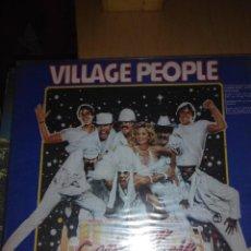 Discos de vinilo: VILLAGE PEOPLE- CAN´T STOP THE MUSIC - LP VINILO. Lote 59672739