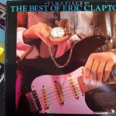 Discos de vinilo: LP THE BEST OF ERIC CLAPTON. Lote 59679147