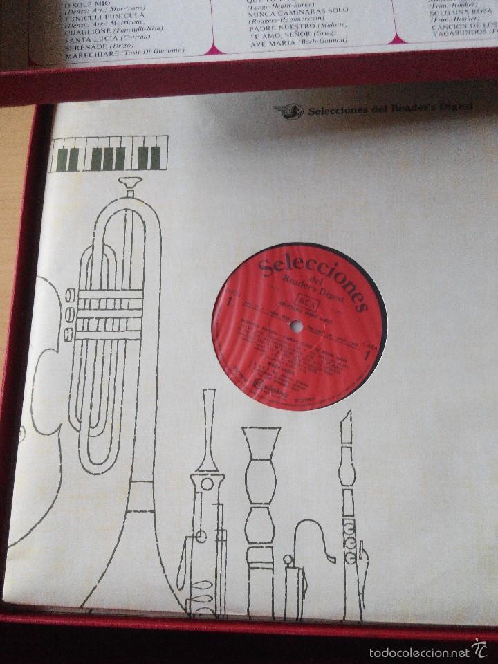 Discos de vinilo: INOLVIDABLE MARIO DANZA - 6 LPS VINILO EN ESTUCHE LUJO - Foto 3 - 59686819