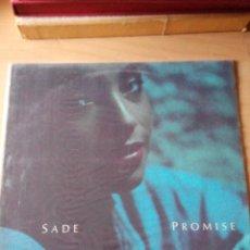 Discos de vinilo: SADE - PROMISE - LPS VINILO. Lote 59688995