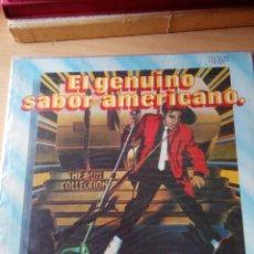 Discos de vinilo: ELVIS PRESLEY - EL GENUINO SABOR AMERICANO 10 ROCK LP VINILO. Lote 59689195