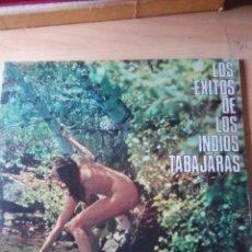 Discos de vinilo: INDIOS TABAJARAS - GRANDES EXITOS 2 LPS VINILO RECOPILATORIO. Lote 59689351