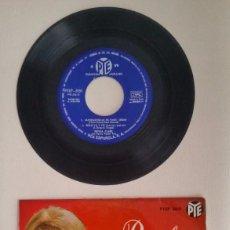 Discos de vinilo: PETULA CLARK TIENES QUE SER - PARA CADA HOMBRE HAY UN MUJER + 2. Lote 59697875
