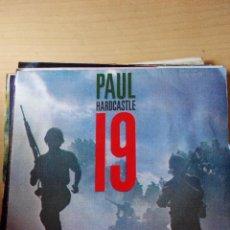 Discos de vinilo: PAUL HARDCASTLE - 19 SINGLE VINILO. Lote 59702575