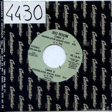 Discos de vinilo: BIG ROOM / TRANSLATOR (2 VERSIONES) SINGLE 1994. Lote 59703435