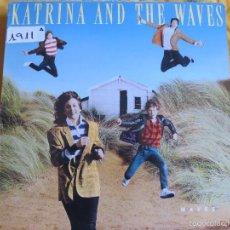 Discos de vinilo: LP - KATRINA AND THE WAVES - WAVES (PROMOCIONAL ESPAÑOL, CAPITOL RECORDS 1986). Lote 59707511