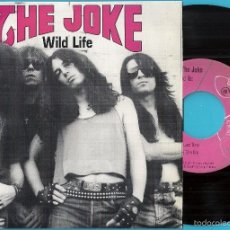 Discos de vinilo: JOKE, THE: WILD LIFE: WHAT´S WRONG / TAKE CARE OF ME / THE LAST TIME / BABY TAKE ME. Lote 59733916