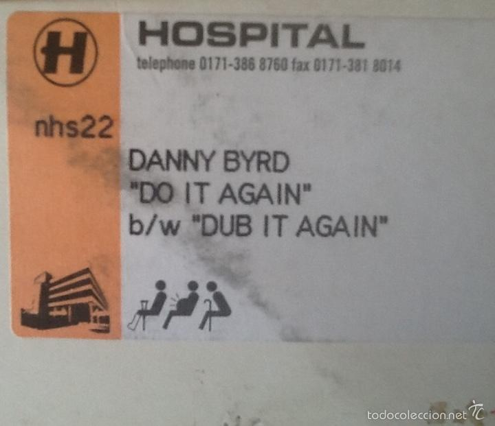 Discos de vinilo: DANNY BYRD : DO IT AGAIN [UK 2000] 12 - Foto 2 - 59748584