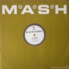 Discos de vinilo: SYNCOPIX : SOUL SECURE [UK 2003] 12'. Lote 59749864