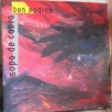 Discos de vinilo: SOPA DE CABRA - BEN ENDINS - LP DOBLE DIRECTO 1991. Lote 156454878