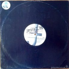 Discos de vinilo: GREG PACKER & MC ASSASSIN : LANDSLIDE VIP [UK 2005] 12'. Lote 59753464