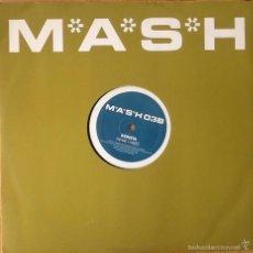 Discos de vinilo: KONSTA : FLIRT [UK 2003] 12'. Lote 59753564