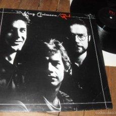 Discos de vinilo: KING CRIMSON LP RED MADE IN ENGLAND 1974 EGLP 15 . Lote 59759760