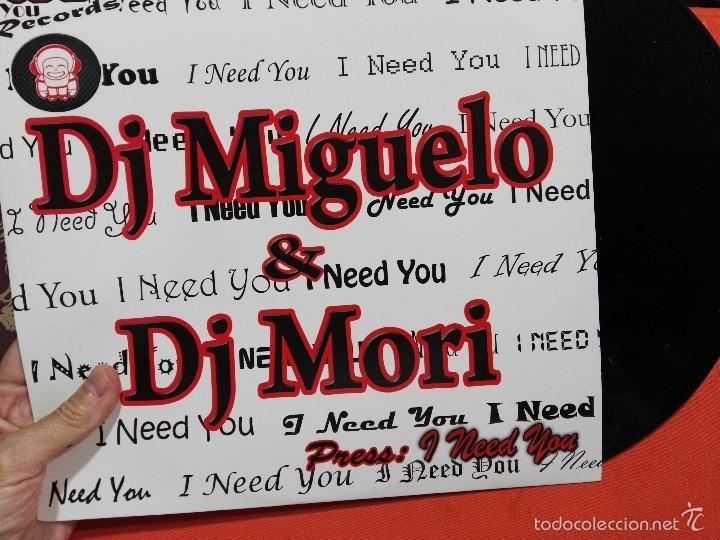 LP DJ MIGUELO (Música - Discos - LP Vinilo - Techno, Trance y House)