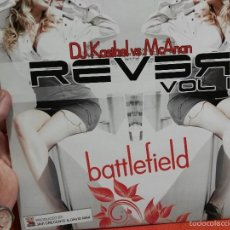 Discos de vinilo: LP DJ KASTHEL VS MCANAN. Lote 59762328
